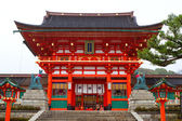 Fushimi Inari Shrine, Kyoto, Japan — Stock Photo