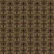 Vintage beautiful background with rich, old style, beige color, - Stock Vector