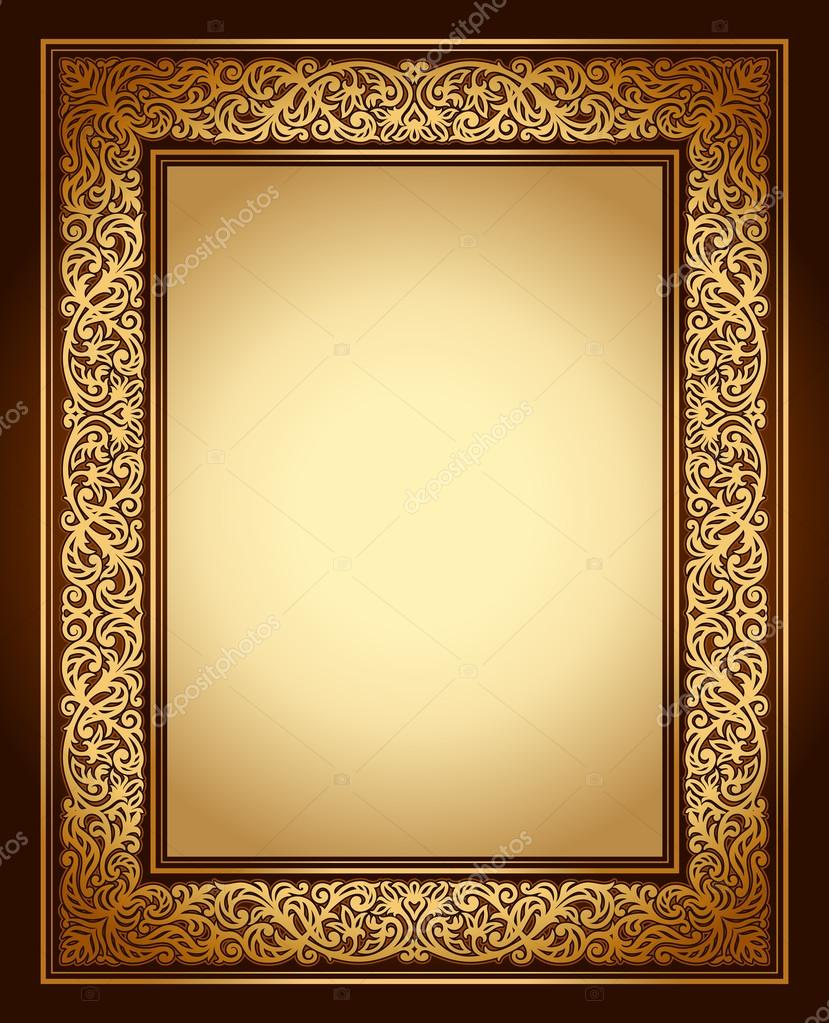 vintage background antique or ntal frame victorian gold orn vintage background antique or ntal frame victorian gold or nt beautiful old paper luxury certificate award royal diploma ornate cover page