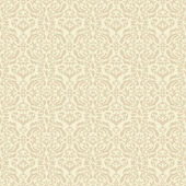 Vintage beautiful background with rich, exclusive, artistic, luxury ornamentation, fashioned seamless pattern — Stock Vector