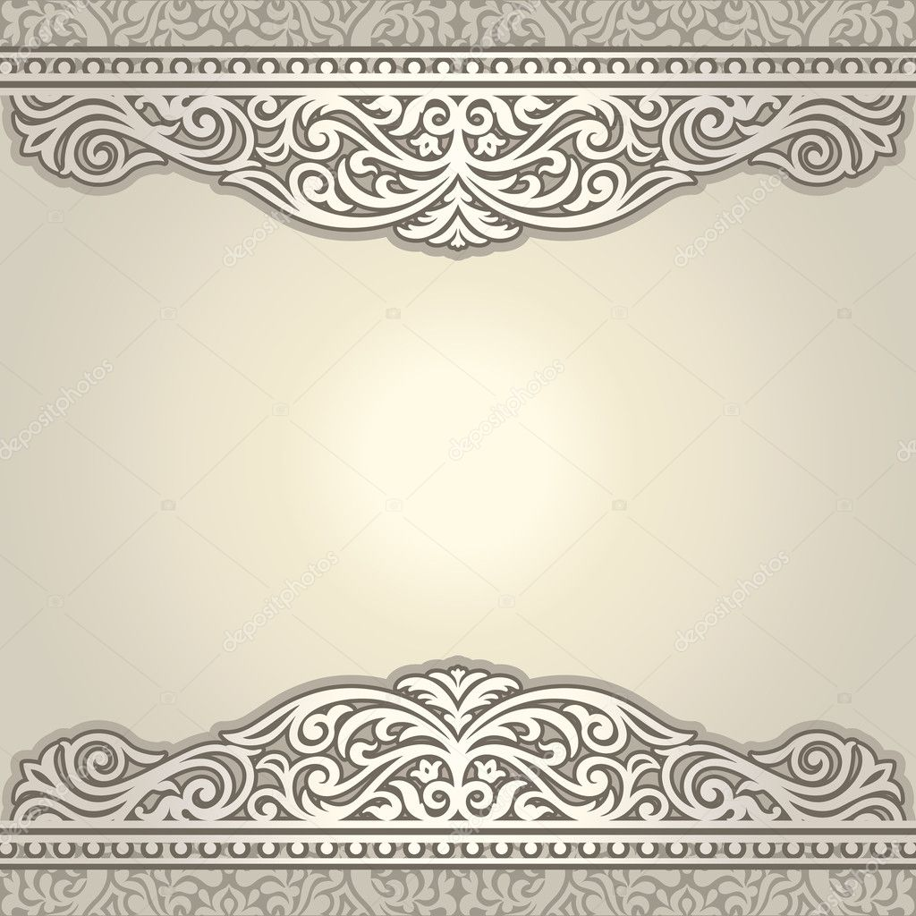 Beautiful Background For Book Cover : Vintage background design elegant book cover victorian