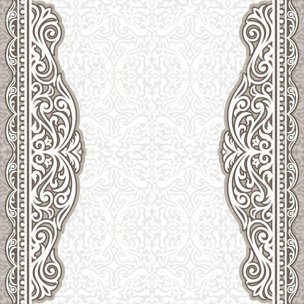 Book Cover Design Elegant ~ Vintage background design elegant book cover victorian