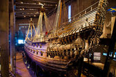 Vasa museum in Stockholm — Stock Photo