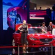 World premiere of Mazda 6 — Stock Photo