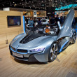 Stock Photo: BMW Concept Spyder i8