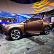 LADA XRAY concept car — Stock Photo
