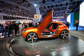 Concept Car Renault Captur — Stock Photo