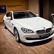 Stock Photo: New BMW 6