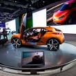 Stock Photo: Concept Car Renault Captur
