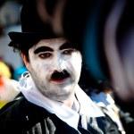 Cyprus Carnival Parade — Stock Photo