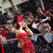 Cyprus Carnival Parade in Limassol — Stock Photo