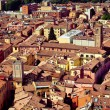 Bologna city view — Stock Photo
