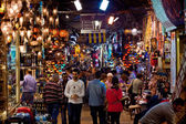 Grand Bazaar in Istanbiul, Turkey — Stock Photo