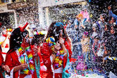 Limassol Carnival Parade in Cyprus — Stock Photo