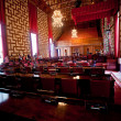 Постер, плакат: Council Hall of the Stockholm City Hall