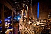 Vasa museum in Stockholm, Sweden — Stock Photo