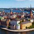 Stockholm city in Sweden — Stock Photo