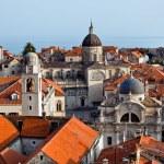 Dubrovnik old city, Montenegro — Stock Photo #6852825