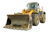 Bulldozer — Foto Stock
