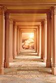 The passageway to Heaven — Stock Photo