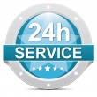 Stock Photo: 24 hours Service