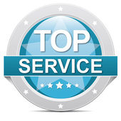 Top service banner — Stock Photo