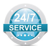 24 Hours Service — Stock Photo