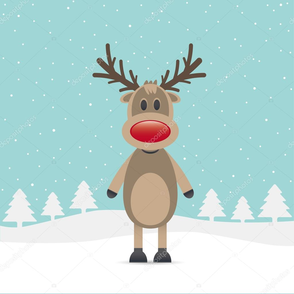 Rudolph red nosed reindeer pictures the