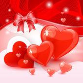 Feliz Dia dos Namorados — Vetor de Stock