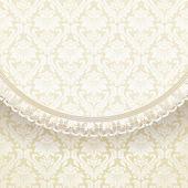 Elegant vintage background — Stock Vector