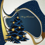 Christmas tree — Stock Vector #9681239
