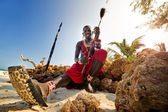 Maasai — Stock Photo