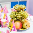 Children's birthday — Stock Photo