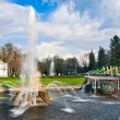 Royalty-Free Stock Photo: Fountain in Peterhof