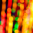 Color Bokeh background — Stock Photo