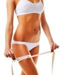 Slim perfect woman body — Stock Photo #13131251
