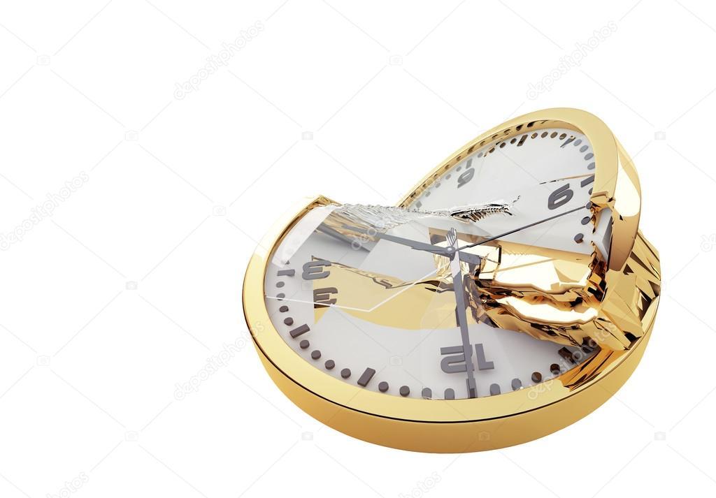 Kaputte Uhr