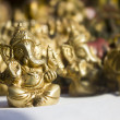 Lord ganesha in dilli haat — Stock Photo