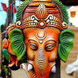 Stock Photo: Lord ganeshhanging