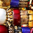 Stock Photo: Multi color bangles