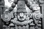 Lord venkateshwara in surajkund fair — Stock Photo
