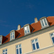 A photo of an old Danish house — Stock Photo #19736265
