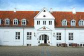 A photo an old castle in Denmark — Stock Photo
