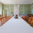 A photo of an classic dinning hall — Stock Photo #19782301
