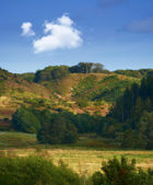A photo of natural hills — Stock Photo