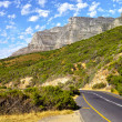 View of the twelve apostles mountain chain, Cape Town, South Africa — Stock Photo #19812047