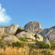 A photo of Rock formations in Africa — Stock Photo #19814055