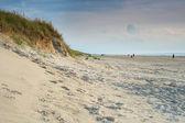 A photo of the west coast of Jutland, Denmark — Stock Photo