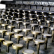 A photo of an old typewriter - 
