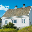 A photo of Old country house in Norway — Stock Photo